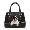 Love Your French Bulldog - Fashion Handbag V2