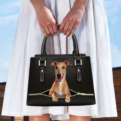 Love Your Greyhound - Fashion Kabelka V1