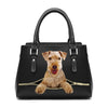 Love Your Lakeland Terrier - Fashion Handbag V1
