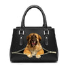 Love Your Leonberger - Fashion Handbag V2