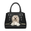 Love Your Lhasa Apso - Fashion Handbag V1