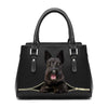 Love Your Scottish Terrier - Fashion Handbag V1