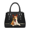 Love Your Smooth Collie - Fashion Handbag V1
