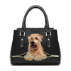 Love Your Soft Coated Wheaten Terrier - Fashion Handbag V1