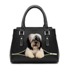 Love Your Tibetan Terrier - Fashion Handbag V1