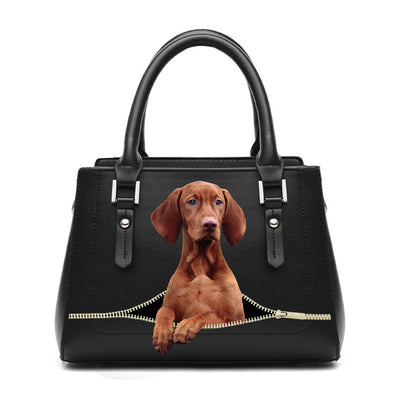 Love Your Vizsla - Fashion Handbag V1