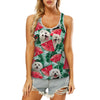 Maltese - Hawaiian Tank Top V1