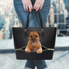 Border Terrier Tote Bag V1