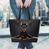 German Pinscher Tote Bag V1