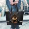 Wire Haired Dachshund Tote Bag V1