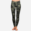 Old English Sheepdog Camo - Leggings V1