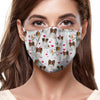 Papillon Cute F-Mask V1