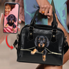 Go Out Together - Personalized Shoulder Handbag With Your Pet's Photo V1-D