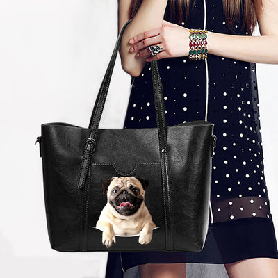 Pug Unique Handbag V1