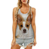 Rat Terrier - Hollow Tank Top V1