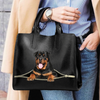 Rottweiler Luxury Handbag V2