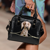 Sighthound Shoulder Handbag V2