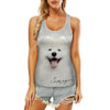 Samoyed - Hollow Tank Top V1