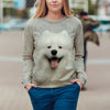 Samoyed Sweatshirt V1