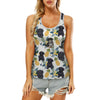 Schnoodle - Hawaiian Tank Top V1