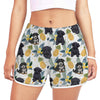 Schnoodle - Colorful Yoga Shorts V1