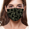 Scottish Terrier Camo F-Mask V1 (Set of 7 Pieces)