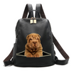 Shar Pei Backpack V1