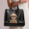 Shih Tzu Luxury Handbag V1