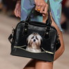 Shih Tzu Shoulder Handbag V2