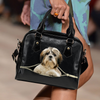 Shih Tzu Shoulder Handbag V3