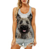 Skye Terrier - Hollow Tank Top V1