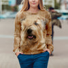 Soft Coated Wheaten Terrier Sweatshirt V1
