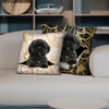 They Steal Your Couch - Lhasa Apso Pillow Cases V1 (Set of 2)