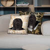 They Steal Your Couch - Lhasa Apso Pillow Cases V2 (Set of 2)