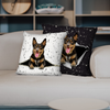 They Steal Your Couch - Australian Kelpie Pillow Cases V1 (Set of 2)