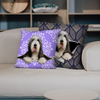 They Steal Your Couch - Bearded Collie Pillow Cases V1 (Set of 2)