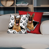 They Steal Your Couch - German Shepherd Pillow Cases V2 (Set of 2)