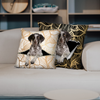 They Steal Your Couch - German Shorthaired Pointer Pillow Cases V1 (Set of 2)