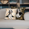 They Steal Your Couch - Great Dane Pillow Cases V1 (Set of 2)