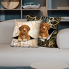 They Steal Your Couch - Nova Scotia Duck Tolling Retriever Pillow Cases V1 (Set of 2)
