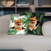 They Steal Your Couch - Pomeranian Pillow Cases V1 (Set of 2)