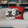 They Steal Your Couch - Schnauzer Pillow Cases V2 (Set of 2)