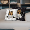 They Steal Your Couch - Shetland Sheepdog Pillow Cases V2 (Set of 2)