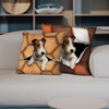 They Steal Your Couch - Wire Fox Terrier Pillow Cases V1 (Set of 2)