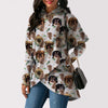 Tibetan Spaniel - Fashion Long Hoodie V1