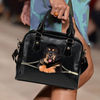 Tibetan Mastiff Shoulder Handbag V1