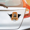 We Like Riding In Cars - Chow Chow Car/ Door/ Fridge/ Laptop Sticker V1