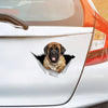 We Like Riding In Cars - English Mastiff Car/ Door/ Fridge/ Laptop Sticker V1