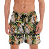 Welsh Corgi - Hawaiian Shorts V1