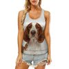 Welsh Springer Spaniel - Hollow Tank Top V1